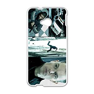 The Bourne Ultimatum HTC One M7 Cell Phone Case White JD7674561