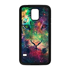 Tiger Flower CUSTOM Case Cover for SamSung Galaxy S5 I9600 LMc-95857 at LaiMc