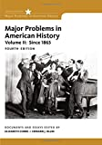 img - for Major Problems in American History, Volume II book / textbook / text book