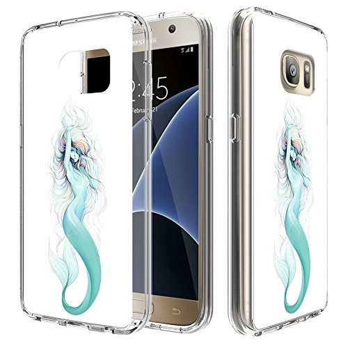MagicSky Shock Absorbing Anti Scratch Samsung Mermaid product image
