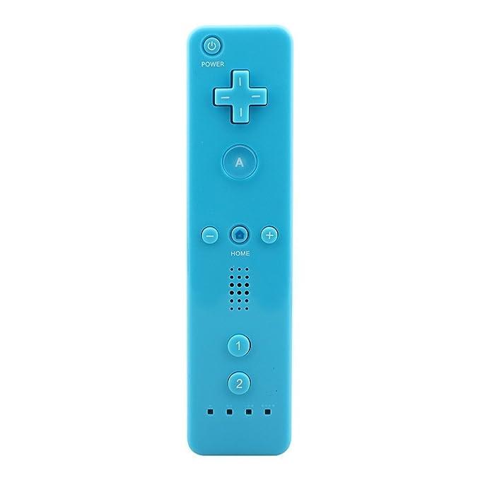 Amazon.com: Yudeg Wii - Mando a distancia y Nunchuck con ...