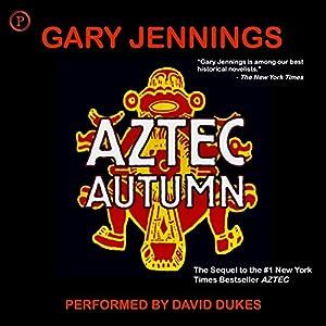 Aztec Autumn Audiobook