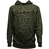 Diamond Supply Co Tonal Camo Hoodie Green