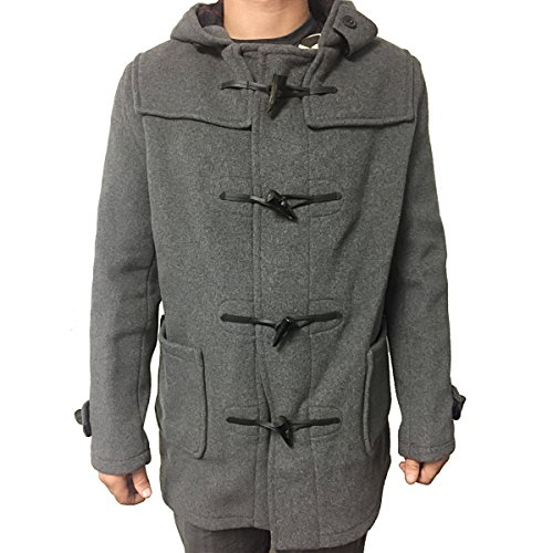 Gloverall Toggle Coat - 9