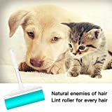 2 Pack Lint Roller Pet Hair Remover Lint Roller