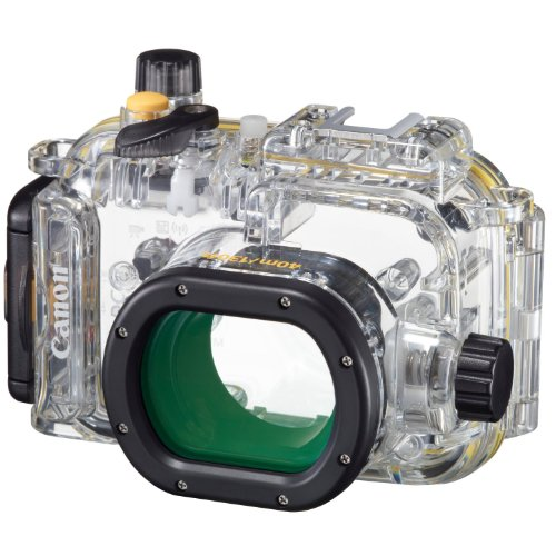 Canon Camera And Underwater Housing - 9