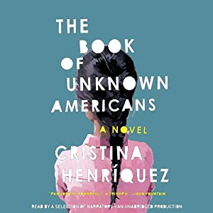The Book of Unknown Americans Audiobook