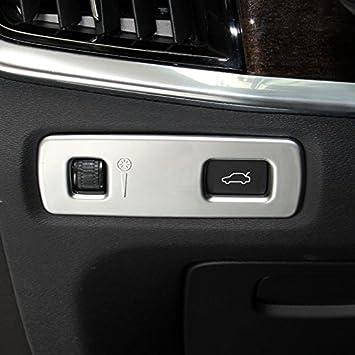 Für Xc90 2015 2020 Xc60 2018 2019 S90 V90 2017 2019 Interieur Dekor Abs Kunststoff Matt Auto