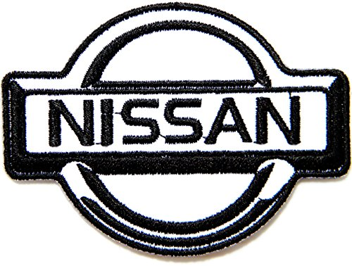 (NISSAN NISMO GTR Logo Sign Car Racing Biker Patch Iron on Applique Embroidered T shirt Jacket Gift BY SURAPAN)