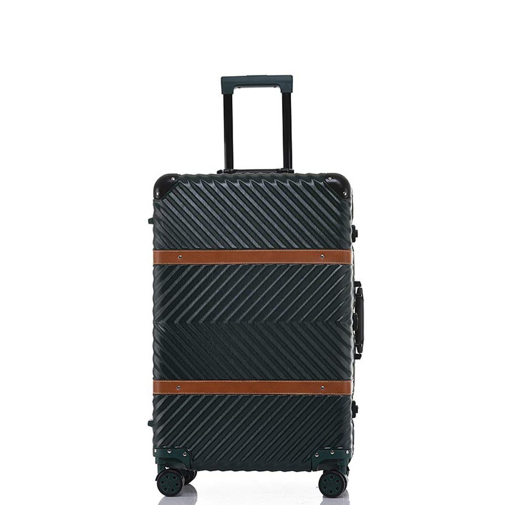 befac5b8e68d Amazon.com : Suitcase with Wheels Lightweight Medium - Large Super ...