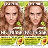 Garnier Hair Color Nutrisse nourishing hair color creme, 84 Apricot Jam