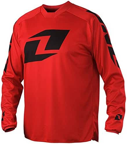 ATOM ICON JERSEY RED/BLACK