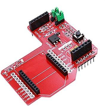 For Arduino-HENG Module Kits Accessory XBee Zigbee Shield RF Module Wireless Expansion Board Better Than ZigBee Module