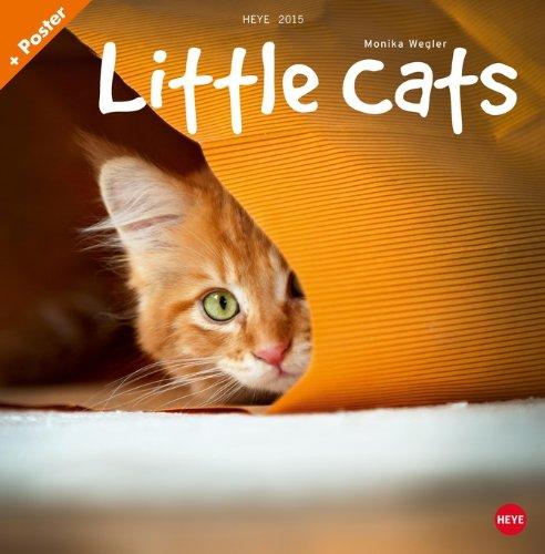 Wegler: Little Cats Broschur 2015
