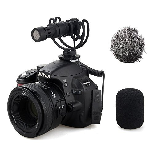 Comica CVM-VM10II Full Metal Compact On Camera Cardioid Dire