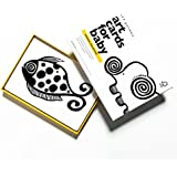 Wee Gallery Art Cards for Baby, High Contrast Black and White Cards for Baby, Original Collection - 0 to 12 Months