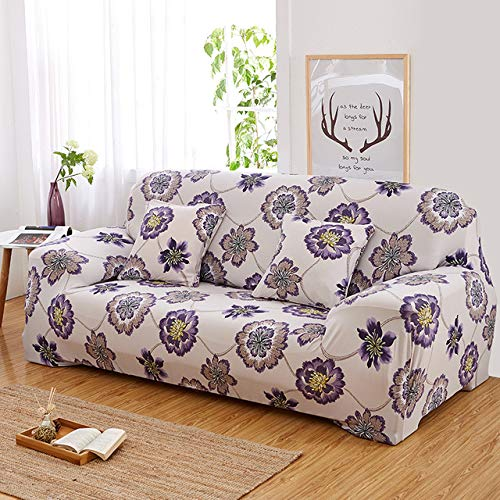 All-Inclusive Sofa Couch Cover Foldable Stretch Slipcover Cushion Case Slip-Resistant Sofa Cover Jacquard Sofa Bed Cover   01, Big Size
