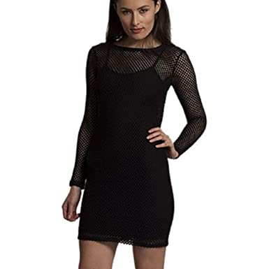 Amazon David Lerner Net Layered Dress Xs Clothing