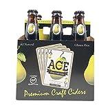 Ace Premium Craft Ciders Pear Cider 6 Piece