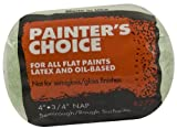 Wooster Brush R277-4 Painter's Choice Roller Cover, 3/4-Inch Nap, 4-Inch