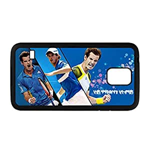 With Andy Murray For S5 Galaxy Samsung Slim Phone Case Choose Design 3