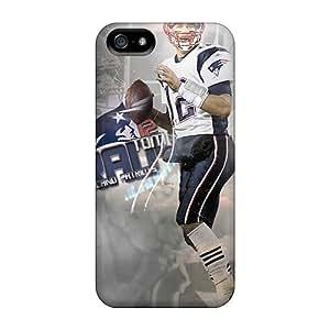 StrangeCountry New England Patriots Durable iphone 5c Tpu Flexible Soft Case WANGJING JINDA