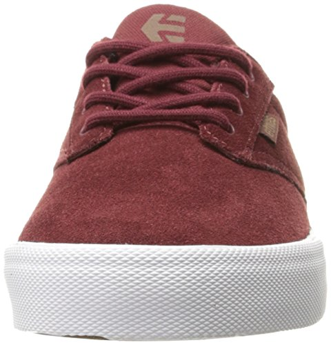 Etnies Damen Jameson VULC Ws Skateboardschuhe Red (Burgundy/Tan/White)