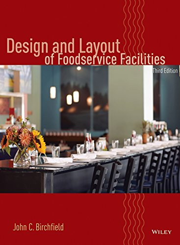 Design and Layout of Foodservice Facilities ()