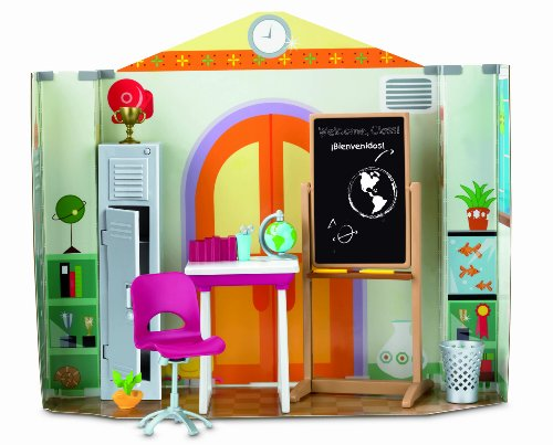 Nickelodeon Dora Links School Playset (Links Dora)