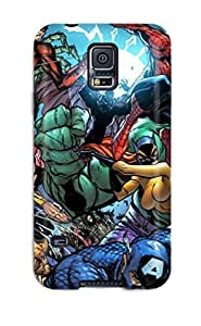 High Quality DrVaCdR7930IHhLR Marvel Tpu Case For Galaxy S5