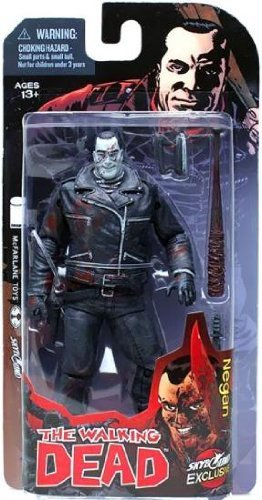 McFarlane Toys The Walking Dead Comic Series 1 Negan Exclusive Action Figure [Black & White]
