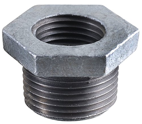 Galvanized Hex Bushing - 4