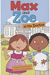 Max and Zoe at the Doctor Paperback