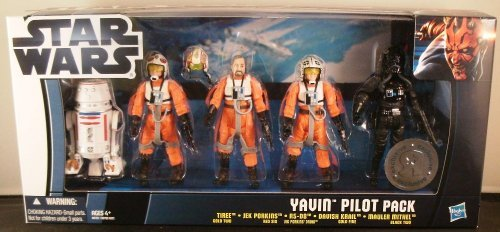Star Wars Yavin Pilot Pack