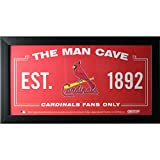 MLB St. Louis Cardinals 10x20 Man Cave Sign
