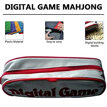 CreatspaceDSF Digital Puzzle Game Israel Mahjong Fast Moving Rummy ...