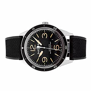 Bell & Ross Vintage automatic-self-wind mens Watch BR 123-92 (Certified Pre-owned)