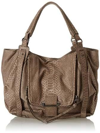 Kooba Jonnie E KH13103E Shoulder Bag,Cobra Metallic,One Size