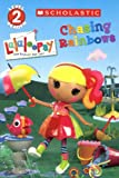img - for Lalaloopsy: Chasing Rainbows (Turtleback School & Library Binding Edition) book / textbook / text book