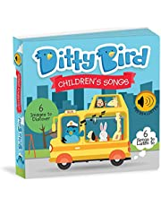 OUR BEST INTERACTIVE CHILDREN'S SONGS BOOK for BABIES. Illustrated Music Singing Board Book. Educational Musical Toys for Baby, 1 Year Old, Toddler with Electronic Push Button. Baby Shower Gift