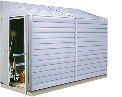 Yardsaver® 4 ft. x 10 ft. Steel Storage Shed(4 x 10 ft.1,2 x 2,9 m)