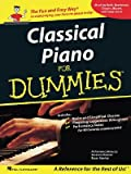 img - for Classical Piano Music for Dummies [CLASSICAL PIANO MUSIC FOR DUMM] book / textbook / text book