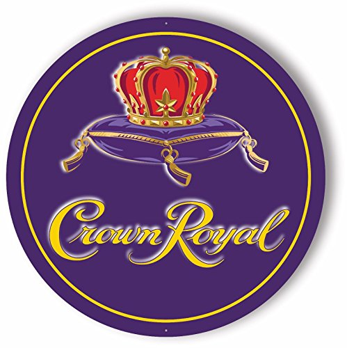 Crown Royal Sign - 24