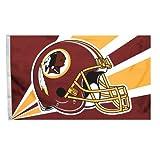 Fremont Die NFL Washington Redskins 3-by-5 Foot Helmet Flag Review