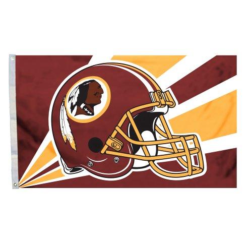 NFL Washington Redskins 3-by-5 Foot Helmet - Outlets Washington