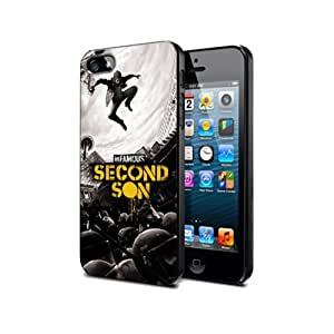 Infamous Second Son Game Case For Samsung S Duos 2 Silicone Cover Case Nif06