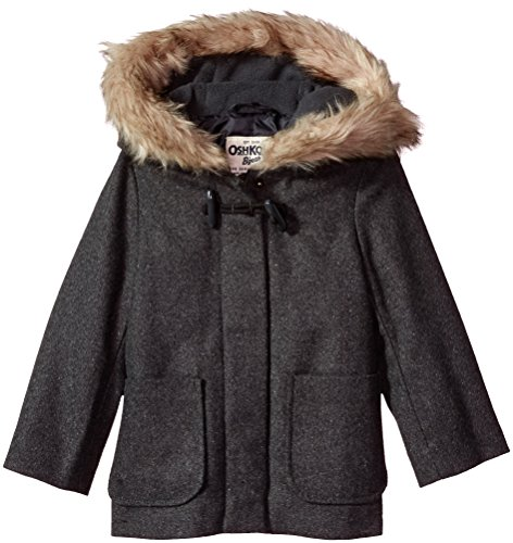 Price comparison product image OshKosh B'Gosh Osh Kosh Toddler Girl's Grey Girls TR Single Jacket B217728 Outerwear,  Grey,  2T