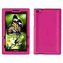Bobj for ASUS ZenPad Z170C, Z170CG, Z170MG, P01Z – BobjGear Protective Tablet Cover (Rockin' Raspberry)