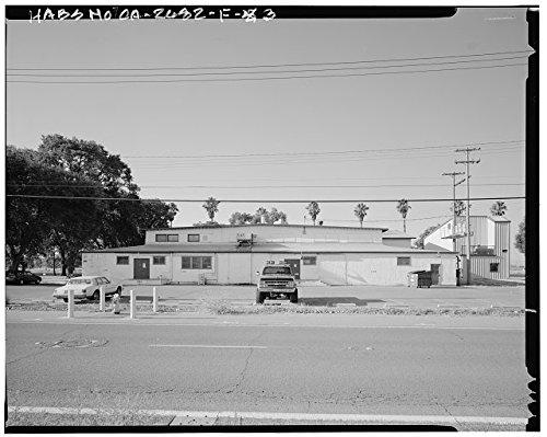 Photo: Naval Supply Annex Stockton,Cafeteria,Fyffe Ave,Stockton,San Joaquin - Ave Stockton The Ca