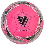 Vizari Odyssey Soccer Ball Size Pink, 4